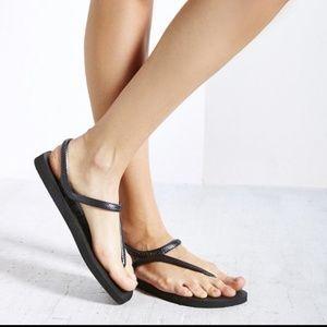 Havaianas Flash Urban Sandals Flip Flops 37 38